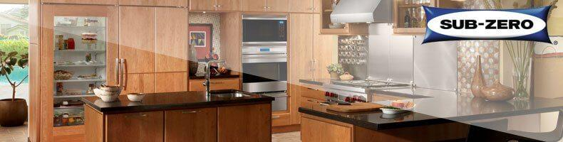 Koons Home Center in Richmond, Indiana sells many high-quality Sub-Zero home appliances!