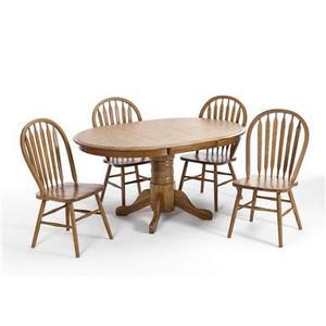 Classic Oak 5 piece Set