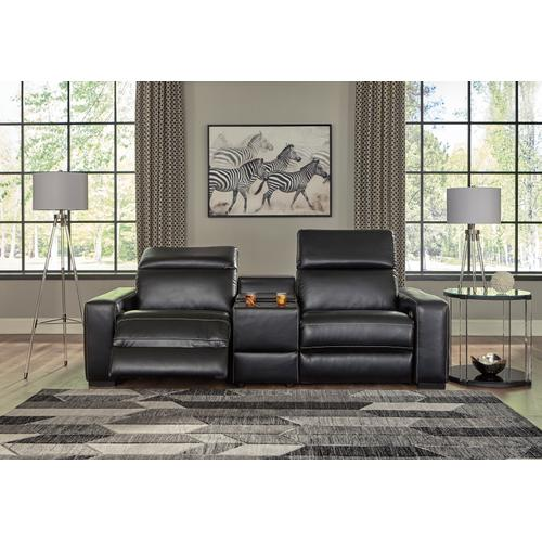 Mantonya 3PC Power Reclining Sectional