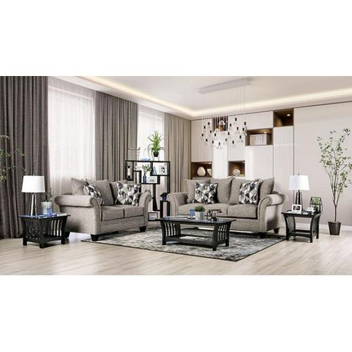 Shelly Sofa and Love Seat