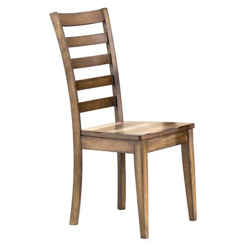 Rustic Ladderback Chair