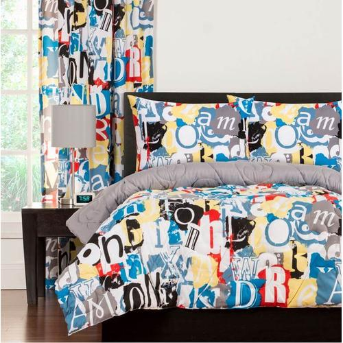 """Dream On"" Crayola Comforter Sets Twin"