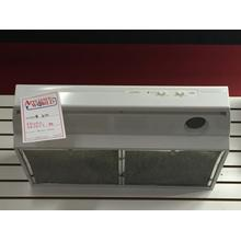 "30"" Under Cabinet Range Hood with 220 CFM Internal Blower,"