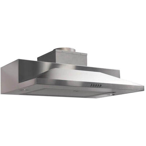 "Sirius 30""  buil-in stainless steel hood. Whether you are cooking dinner for your small family, or trying to please hundreds in a crowded restaurant, this is the perfect range hood for your kitchen."