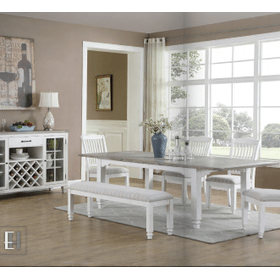 Centerville Dining Table & 4 chairs
