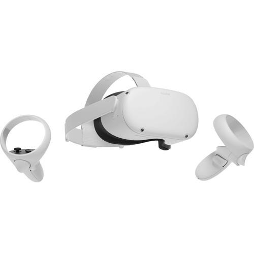 Oculus - Oculus Quest 2 3D Gaming System