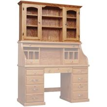 """See Details - Classic 54"""" Hutch Only for Roll Top"""