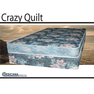 Corsicana Crazy Quilt
