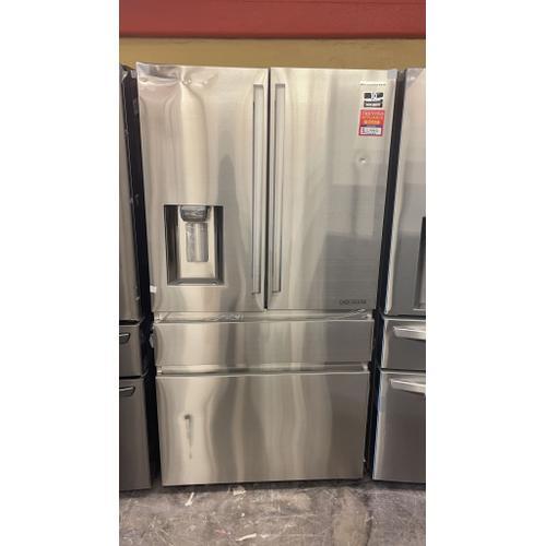 Treviño Appliance - Samsung  Chef Collection  4-Door Flex French Door in Stainless Steel
