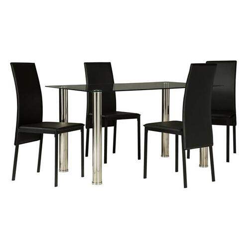 Sariden 5 Piece Dining Room Set