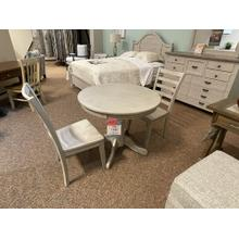 See Details - DINETTE SET WITH 2 CHAIRS