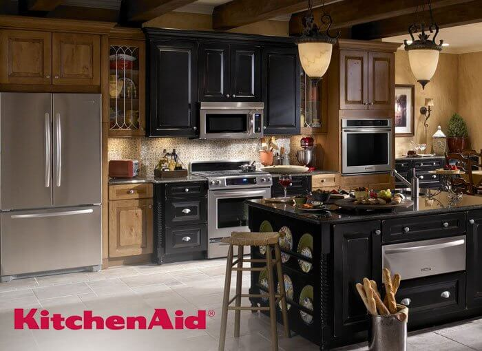 Find KitchedAid Appliances at Airs Appliance
