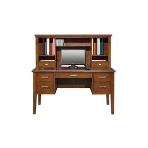 "Koncept Brown Cherry 54"" Desk"
