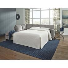 Sectional with Sleeper Sofa