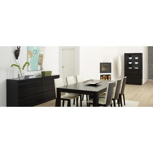 Skovby - Dining Room Set  Table SM24 Chair SM51 Sideboard SM88