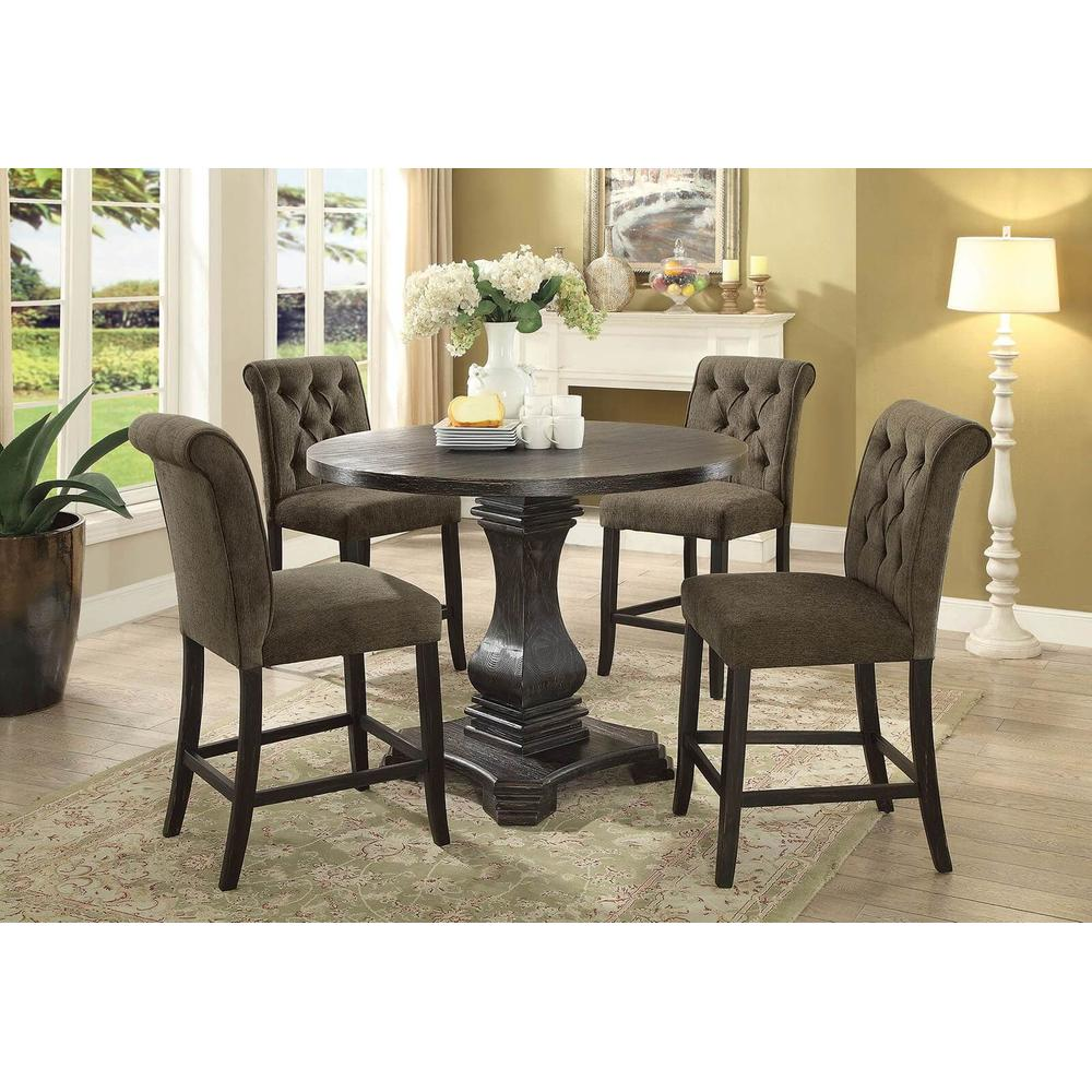 See Details - 5 Pc Counter Height Dining Set