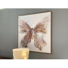 Wall Art Butterfly Canvas