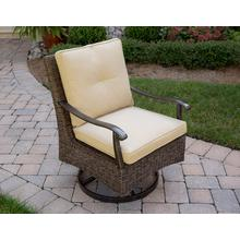 Agio International Franklin Swivel Rocker Patio Chair