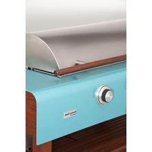 Rockwell By Caliber Social Grill - Turquoise (Natural Gas)