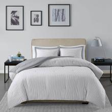 Hayden Reversible Comforter Set