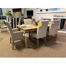 Upholstered Parson & Captains Dining Chairs