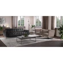 Portento C142 - Italian Leather Leather Sofa