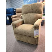 Collage Rocker Recliner - Brown Sugar