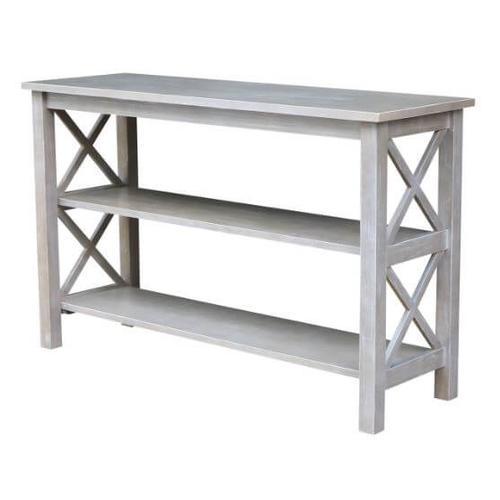 Hampton Sofa Table - Grey