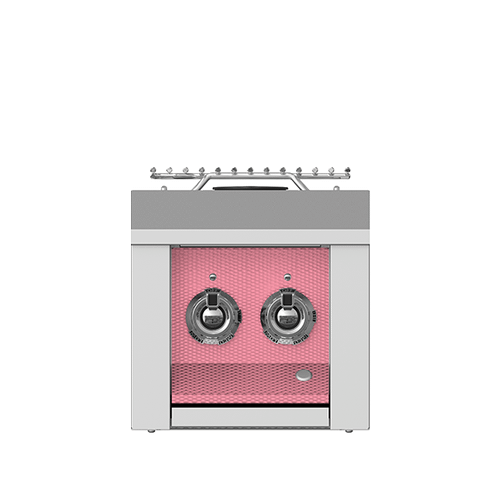 """Product Image - Aspire by Hestan 12"""" Double Side Burner NG Coral"""