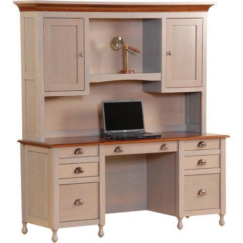 Jamesport Desk with Hutch