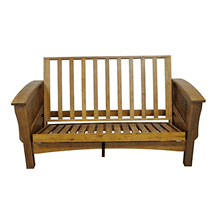 Manhattan Futon Frame - Love Seat