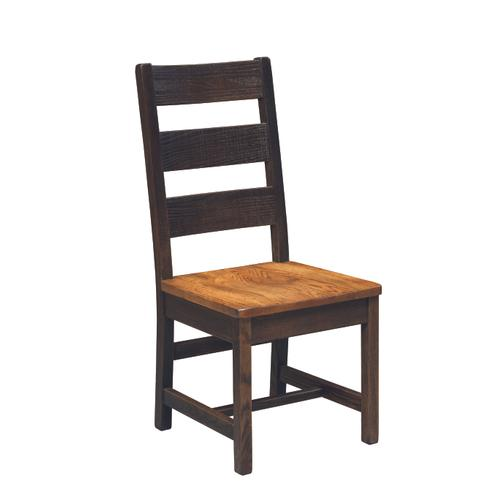 Country Value Woodworks - Farmstead Side Chair