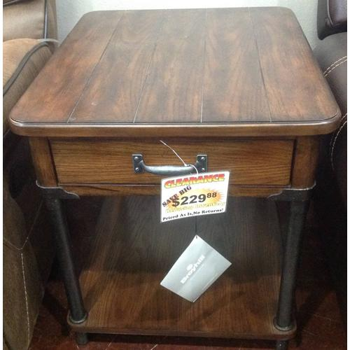 3353-002 End Table