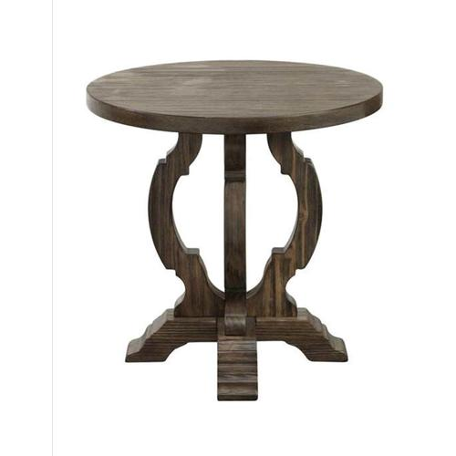 30430  Round Accent Table