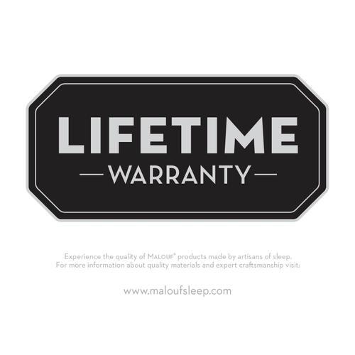 Malouf Fine Linens - Steel Lock Bed Frame