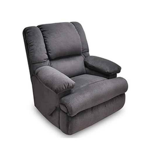 Franklin Furniture - FRANKLIN 5598-13-1617-03 Graphite Rocker Recliner