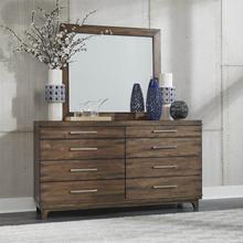 LIBERTY 796-BR31-BR51 Ventura Bronze Spice Dresser & Mirror