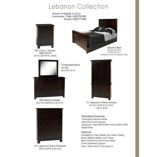 Lebanon Collection