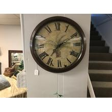 See Details - Palm Wall Clock