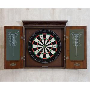 American Heritage Billiards Dart Board Set