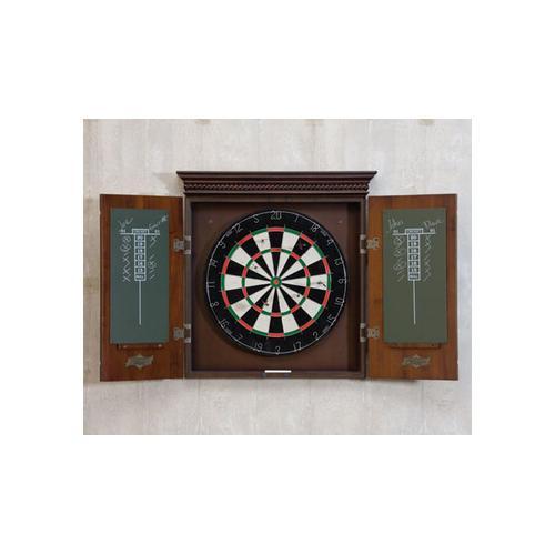 Product Image - American Heritage Billiards Dart Board Set
