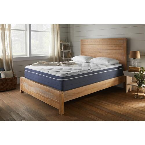 "Product Image - American Bedding 14"" Heritage Euro Top Mattress, King"
