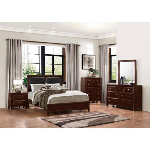 Summerlin Qn Bed, Chest and Nightstand