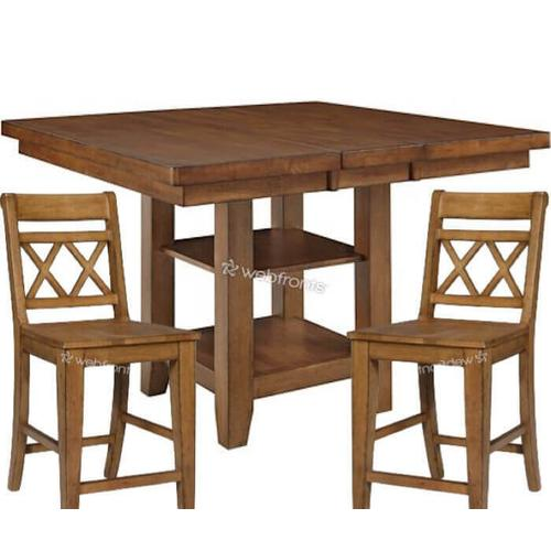 Canyon High Top Table Pecan