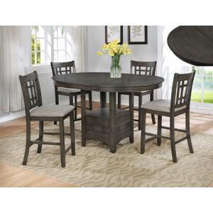 Packages - Crown Mark 2795 Hartwell Counter Height Dining Group