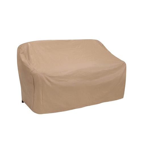 Pci Protective Covers By Adco - Oversized Three Seat Wicker Sofa