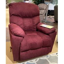 Morrison Chaise Rocking Recliner in Burgandy        (10-766-B153808,39757)