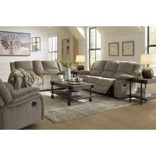 Draycoll Pewter Reclining Sofa & Loveseat