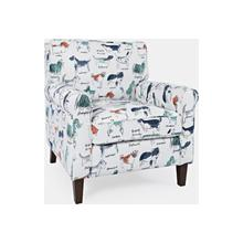 See Details - Baxter Doggie Accent Chair