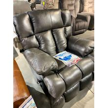 Top Grain Leather Rocker Recliner
